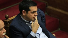 Φωτογραφία ΑΡΧΕΙΟΥ: Ο πρωθυπουργός Αλέξης Τσίπρας. ΑΠΕ-ΜΠΕ/ΟΡΕΣΤΗΣ ΠΑΝΑΓΙΩΤΟΥ