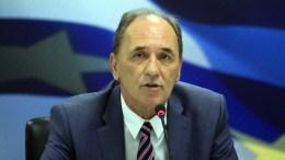 Ο υπουργός Οικονομίας, Ανάπτυξης και Τουρισμού Γιώργος Σταθάκης. ΑΠΕ-ΜΠΕ/ΟΡΕΣΤΗΣ ΠΑΝΑΓΙΩΤΟΥ