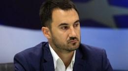 Ο  υφυπουργός αρμόδιος για θέματα ΕΣΠΑ Αλέξης Χαρίτσης. ΑΠΕ-ΜΠΕ/ΟΡΕΣΤΗΣ ΠΑΝΑΓΙΩΤΟΥ