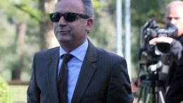 Ο Πρόεδρος του ΔΗΣΥ Αβέρωφ Νεοφύτου. Φωτογραφία ΚΑΤΙΑ ΧΡΙΣΤΟΔΟΥΛΟΥ