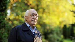 A file picture  shows Fethullah Gulen, an Islamic opinion leader and founder of the Gulen movement, in Pennsylvania, USA. EPA, SELAHATTIN SEVI, ZAMAN DAILY NEWS