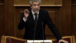 Ο υπουργός Δικαιοσύνης Σταύρος Κοντονής. ΑΠΕ-ΜΠΕ, ΑΛΕΞΑΝΔΡΟΣ ΒΛΑΧΟΣ