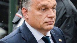 Hungarian Prime Minister Viktor Orban. EPA/STEPHANIE LECOCQ
