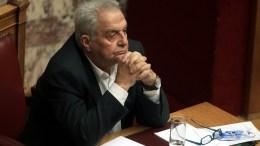 Ο υπουργός Επικρατείας αρμόδιος για το συντονισμό του Κυβερνητικού Έργου Αλέκος Φλαμπουράρης. ΑΠΕ-ΜΠΕ, ΣΥΜΕΛΑ ΠΑΝΤΖΑΡΤΖΗ