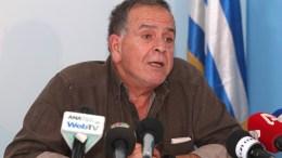 Ο αναπληρωτής υπουργός Μεταναστευτικής Πολιτικής Γιάννης Μουζάλας. ΑΠΕ-ΜΠΕ, Παντελής Σαίτας