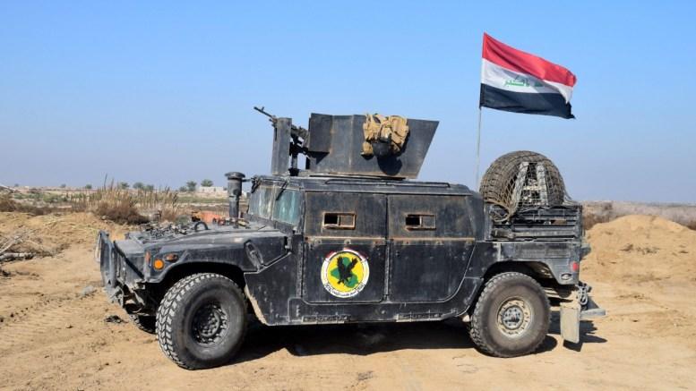 Η κυβέρνηση του Ιράκ καταδικάζει οποιαδήποτε τουρκική παρέμβαση στη Μουσούλη . EPA/STR