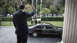 FILE PHOTO: Ο πρωθυπουργός Αλέξης Τσίπρας στο Μέγαρο Μαξίμου. ΑΠΕ-ΜΠΕ, ΓΡΑΦΕΙΟ ΤΥΠΟΥ ΠΡΩΘΥΠΟΥΡΓΟΥ, Andrea Bonetti