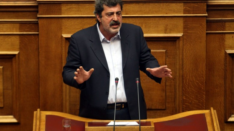 Ο αναπληρωτής υπουργός Υγείας Παύλος Πολάκης. ΑΠΕ-ΜΠΕ, ΑΛΕΞΑΝΔΡΟΣ ΒΛΑΧΟΣ