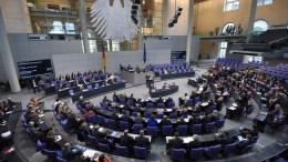 German parliament (Bundestag) in Berlin, Germany. EPA/RAINER JENSEN