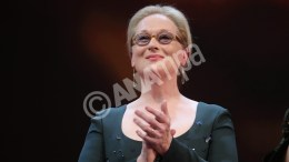 US actress and jury president Meryl Streep poses the Closing and Awards Ceremony of the 66th annual Berlin International Film Festival, in Berlin, Germany, 20 February 2016. The 'Berlinale' runs from 11 to 21 February.  EPA/MICHAEL KAPPELER *** Local Caption *** 51798675