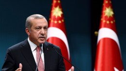 FILE PHOTO. Turkish President Recep Tayyip Erdogan.  EPA, TURKISH PRESIDENTIAL PRESS OFFICE / HANDOUT EDITORIAL USE ONLY