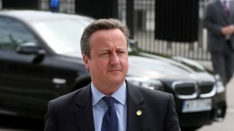 British Prime Minister David Cameron. EPA/PAWEL SUPERNAK POLAND OUT