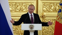 Russian President Vladimir Putin. EPA, YURY KOCHETKOV