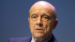 French former Primer Minister Alain Juppe. EPA/JACQUES BRINON / POOL MAXPPP OUT