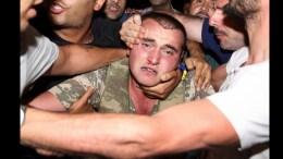 Ξυλοδαρμούς, βασανιστήρια και βιασμούς με γκλομπς στα τουρκικά κέντρα κράτησης μετά το πραξικόπημα καταγγέλλει η Διεθνής Αμνηστία. Φωτογραφία Ημερησία.