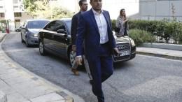 Ο υπουργός επικρατείας Νίκος Παππάς. ΑΠΕ-ΜΠΕ, ΓΙΑΝΝΗΣ ΚΟΛΕΣΙΔΗΣ