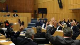File Photo: Στιγμιότυπο από συνεδρίαση της Βουλής των Αντιπροσώπων. Φωτογραφία ΚΥΠΕ.