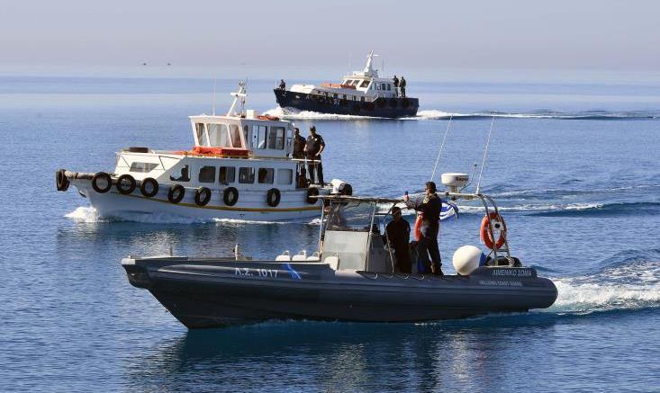 Σύροι πρόσφυγες φτάνουν στην Κύπρο. ΦΩΤΟΓΡΑΦΙΑ ΑΡΧΕΙΟΥ,  ΚΥΠΕ.