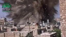 Επτά νεκροί σε νέους βομβαρδισμούς στο Χαλέπι.