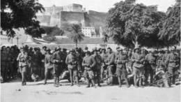 Στρατιώτες στην Κέρκυρα. ΑΠΕ-ΜΠΕ.