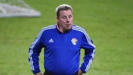 Ο πρώην προπονητής ομάδων της Premier League, Χάρι Ρέντναπ. Φωτογραφία ΑΠΕ-ΜΠΕ