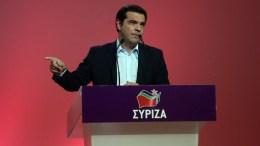 Ο Αλέξης Τσίπρας στο 2o Συνεδριο του ΣΥΡΙΖΑ. ΑΠΕ-ΜΠΕ, ΟΡΕΣΤΗΣ ΠΑΝΑΓΙΩΤΟΥ