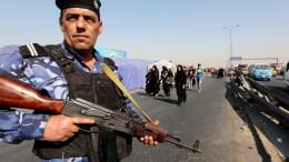 Μέλη του ΙΚ εκτέλεσαν τουλάχιστον 15 άμαχους στη Μοσούλη. EPA/ALI ABBAS