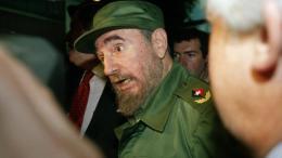 Μηνύματα από Ελλάδα για το θάνατο του Φιντέλ Κάστρο. Φωτογραφία ΚΥΠΕ.