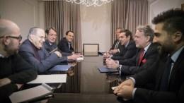 File Photo: Ο Πρωθυπουργός Αλέξης Τσίπρας (3Δ) συνομιλεί με τον Πρόεδρο της Κυπριακής Δημοκρατίας, Νίκο Αναστασιάδη (3Α), σε συνάντηση εργασίας που είχαν, στις Βρυξέλλες, την Τετάρτη 14 Δεκεμβρίου 2016. ΑΠΕ-ΜΠΕ, ΓΡΑΦΕΙΟ ΤΥΠΟΥ ΠΡΩΘΥΠΟΥΡΓΟΥ, Andrea Bonetti