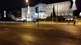 Το κτίριο της Βουλής στην Πλατεία Συντάγματος. Φωτογραφία www.mignatiou.com