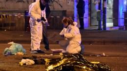 Ο φερόμενος ως δράστης της επίθεσης σε χριστουγεννιάτικη αγορά στο Βερολίνο ίσως πέρασε από την Ολλανδία πριν από τη Γαλλία. Ένας 40χρονος Τυνήσιος συνέληφθη ως ύποπτος ότι ήταν σε επαφή με τον Άμρι. EPA/DANIELE BENNATI