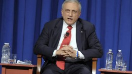 FILE PHOTO. Republican Candidate for New York State Governor, Carl Paladino. EPA/PETER FOLEY
