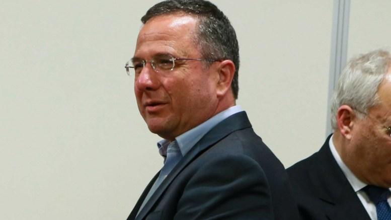Ο επικεφαλής των Οικολόγων Γιώργος Περδίκης. ΑΠΕ-ΜΠΕ/PIO/ΣΤΑΥΡΟΣ ΙΩΑΝΝΙΔΗΣ