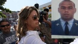 Η σύζυγος του Έλληνα πρέσβη που ομολόγησε συμμετοχή στη δολοφονία του και ο εραστής της που ομολόγησε πως τον σκότωσε. Φωτογραφίες O Globo.