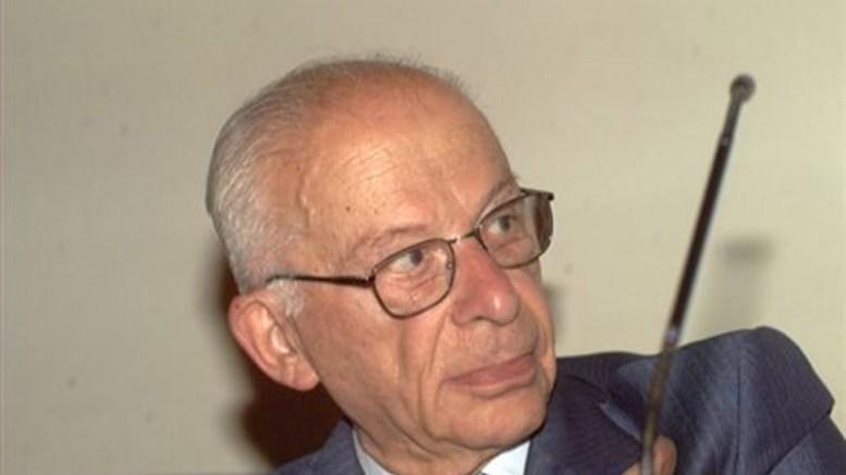 Ο δημοσιογράφος Στάθης Ευσταθιάδης