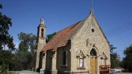Η εκκλησία του Αγίου Χαραλάμπους. Φωτογραφία https://www.bigcyprus.com.cy/