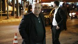 Ο πρόεδρος της Βουλής Νίκος Βούτσης. ΑΠΕ ΜΠΕ, ΣΥΜΕΛΑ ΠΑΝΤΖΑΡΤΖΗ