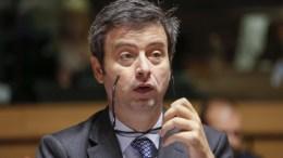 Italian Minister of Justice Andrea Orlando. EPA, JULIEN WARNAND