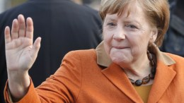 FILE PHOTO. German Chancellor Angela Merkel. EPA, RONALD WITTEK