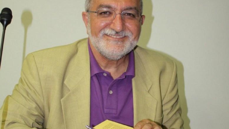 Ο Τζέμιλ Τουράν. Φωτογραφία από το αρχείο του.
