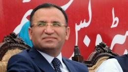 Turkish government vice president Bekir Bozdag. EPA, RAHAT DAR