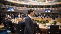 ΦΩΤΟΓΡΑΦΙΑ ΑΡΧΕΙΟΥ. Ο πρωθυπουργός Αλέξης Τσίπρας προσέρχεται Σύνοδο Κορυφής της Ευρωπαϊκής Ένωσης, Βρυξέλλες. ΑΠΕ-ΜΠΕ/ΓΡΑΦΕΙΟ ΤΥΠΟΥ ΠΡΩΘΥΠΟΥΡΓΟΥ/Andrea Bonetti