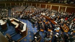 United States Congress. EPA/MATTHEW CAVANAUGH