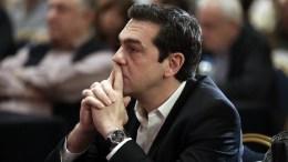 Ο πρωθυπουργός και πρόεδρος του ΣΥΡΙΖΑ Αλέξης Τσίπρας. ΑΠΕ-ΜΠΕ, ΣΥΜΕΛΑ ΠΑΝΤΖΑΡΤΖΗ