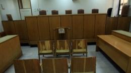 Δικαστική αίθουσα. ΑΠΕ - ΜΠΕ/ΑΠΕ - ΜΠΕ/Αλέξανδρος Μπελτές