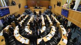 Άποψη από συνεδρίαση της Βουλής των Αντιπροσώπων. Φωτογραφία Αρχείου, ΚΥΠΕ