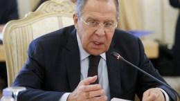 FILE PHOTO. Russian Foreign Minister Sergei Lavrov, Russia. EPA/SERGEI CHIRIKOV