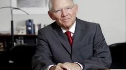German Finance Minister Wolfgang Schauble. EPA, ARMANDO BABANI