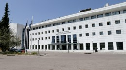 Άποψη του κτιρίου του υπουργείου Παιδείας, Έρευνας και Θρησκευμάτων. ΑΠΕ-ΜΠΕ/ΑΠΕ-ΜΠΕ/Παντελής Σαίτας