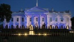 The White House, in Washington, DC, USA. EPA, MICHAEL REYNOLDS